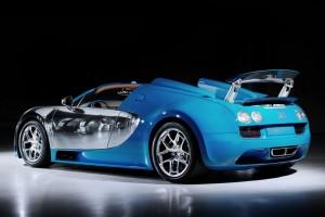 Bugatti Veyron Grand Sport Vitesse Legend Meo Constantini