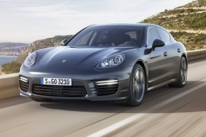 Porsche Panamera Turbo S – Auch als Executive