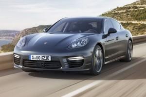 Porsche Panamera Turbo S – Auch als Executive