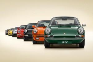 50 Jahre Porsche 911 – Ein halbes Jahrhundert anders