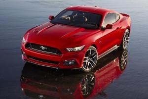 Ford Mustang – Zum 50sten erstmals für Europa