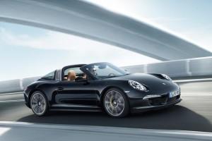 Porsche 991 Targa 4S – Moderner Klassiker