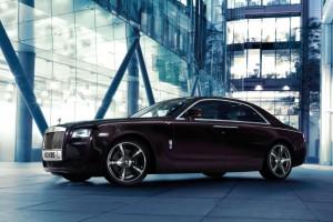 Rolls-Royce Ghost V-Spec – Mehr Geisterkraft