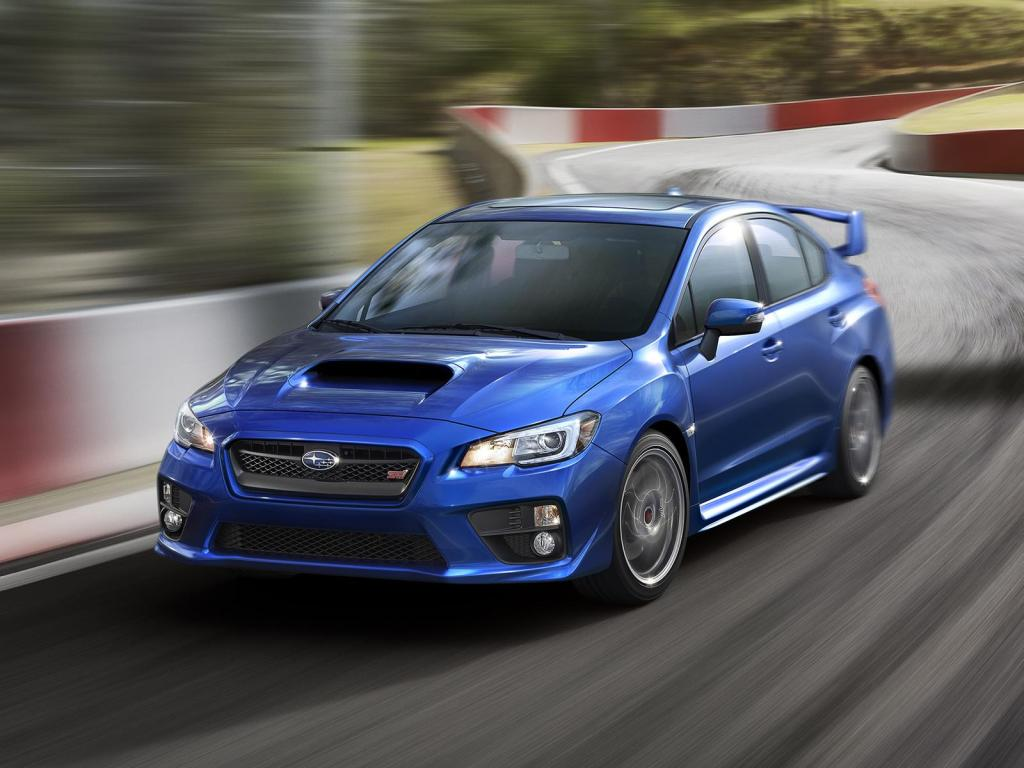 Subaru Impreza WRX STI – Launch Edition für die USA - Carpassion.com