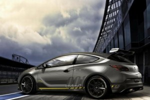 Opel Astra OPC Extreme Concept – Pure Passion