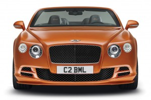 Bentley Continental GT Speed – Modelljahr 2014