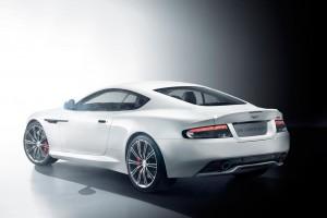 Aston Martin DB9 Carbon Edition – Schwarz oder weiß?