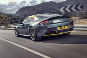 Aston Martin V8 Vantage N430 – N-twicklungsstufe