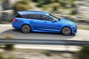 Jaguar XFR-S Sportbrake – Autobahn-Stürmer