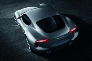 Maserati Alfieri Concept – Jubiläums-Sportler