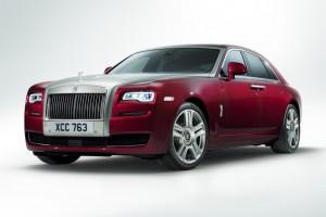 Rolls-Royce Ghost Serie II – Luxuriöse Modellpflege
