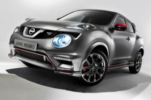 Nissan Juke Nismo RS – Sport-Crossover