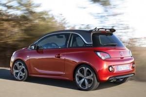 Opel Adam S – Sportliche Ambitionen