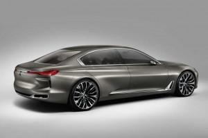 BMW Vision Future Luxury – Spitzenaussichten