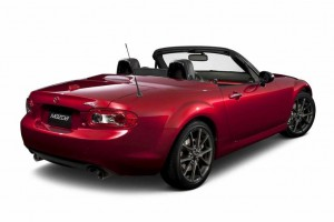 Mazda MX-5 25th Anniversary – Frohes Roadstern