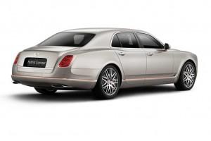 Bentley Mulsanne Hybrid Concept – Luxus Zukunft