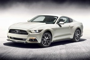 Ford Mustang GT 50 Year Edition – Happy Birthday
