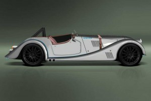 Morgan Plus 8 Speedster – Pure Britishness