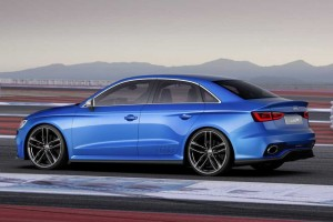 Audi A3 clubsport quattro concept – Limo am See