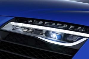 Audi R8 LMX – Erstes Laser-Fernlicht in Kleinserie