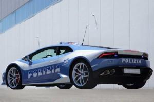 Lamborghini Huracán LP610-4 – Auch mit Blaulicht
