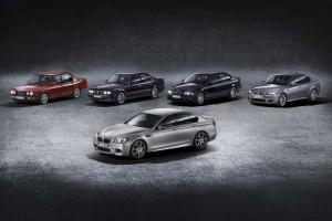 BMW M5 30 Jahre Edition – 600 PS zum Geburtstag