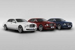 Bentley Mulsanne 95 – 15-mal für Großbritannien