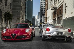 Alfa Romeo 4C – 155 kg Zusatzgewicht für die USA