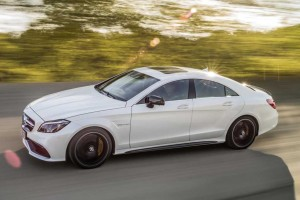 Mercedes-Benz CLS 63 AMG – Euro-6-tauglich