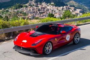 Ferrari F12 TRS – Neues Einzelstück aus Maranello