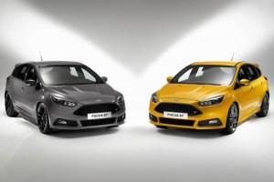 Ford Focus ST – Modellpflege und zweiter Motor