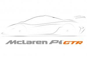 McLaren P1 GTR – Nur für die Rennpiste