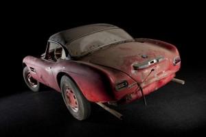 BMW 507 – Mit schönen Grüßen von Elvis