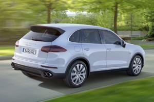 Porsche Cayenne S E-Hybrid – Noch effizienter
