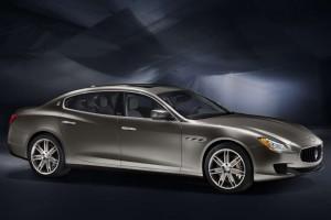 Maserati Quattroporte Zegna LE – Welttournee