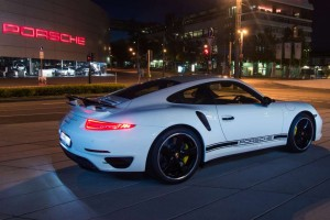 Porsche 991 Turbo S GB Edition – 40 times only