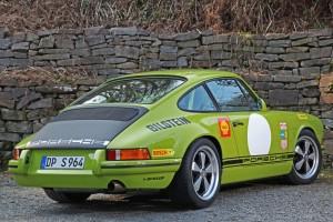 dp Motorsport 964 Classic S – Aus alt macht älter
