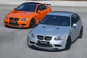 G-Power M3 CRT und GTS – 650 gute Gründe