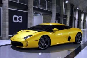 Lamborghini 5-95 Zagato – Kleinserie angelaufen