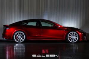 Saleen FourSixteen – Tesla unter Strom