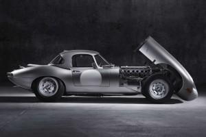 Jaguar E-Type Lightweight – Der Erste von sechs