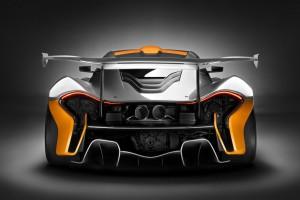 McLaren P1 GTR Concept – Pebble-Beach-Premiere