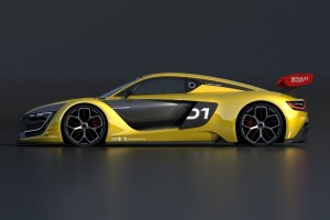 Renault Sport R.S. 01 – Markenpokalrenner