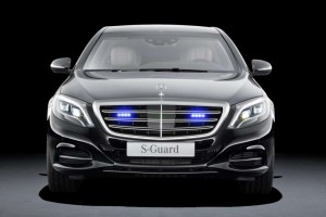 Mercedes-Benz S 600 Guard – Kugelsicher