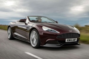 Aston Martin – Modelljahr 2015 mit 8 Gängen