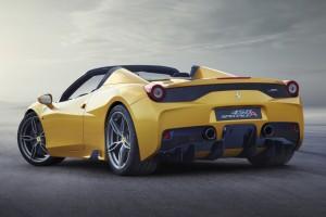 Ferrari 458 Speciale A – A wie in Aperta