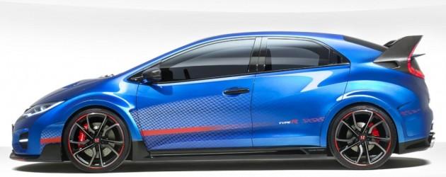 Honda Civic Type R Concept II – Kampfsportler