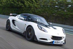 Lotus Elise S Cup – Rennsport für die Straße