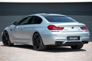 G-Power M6 Gran Coupé – Leistungsstarkes Büro