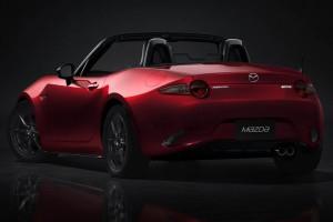 Mazda MX-5 – Generation vier über 100 Kilo leichter